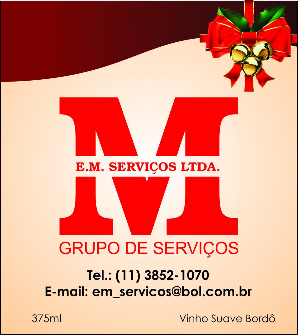 Rotulo Edson empresa