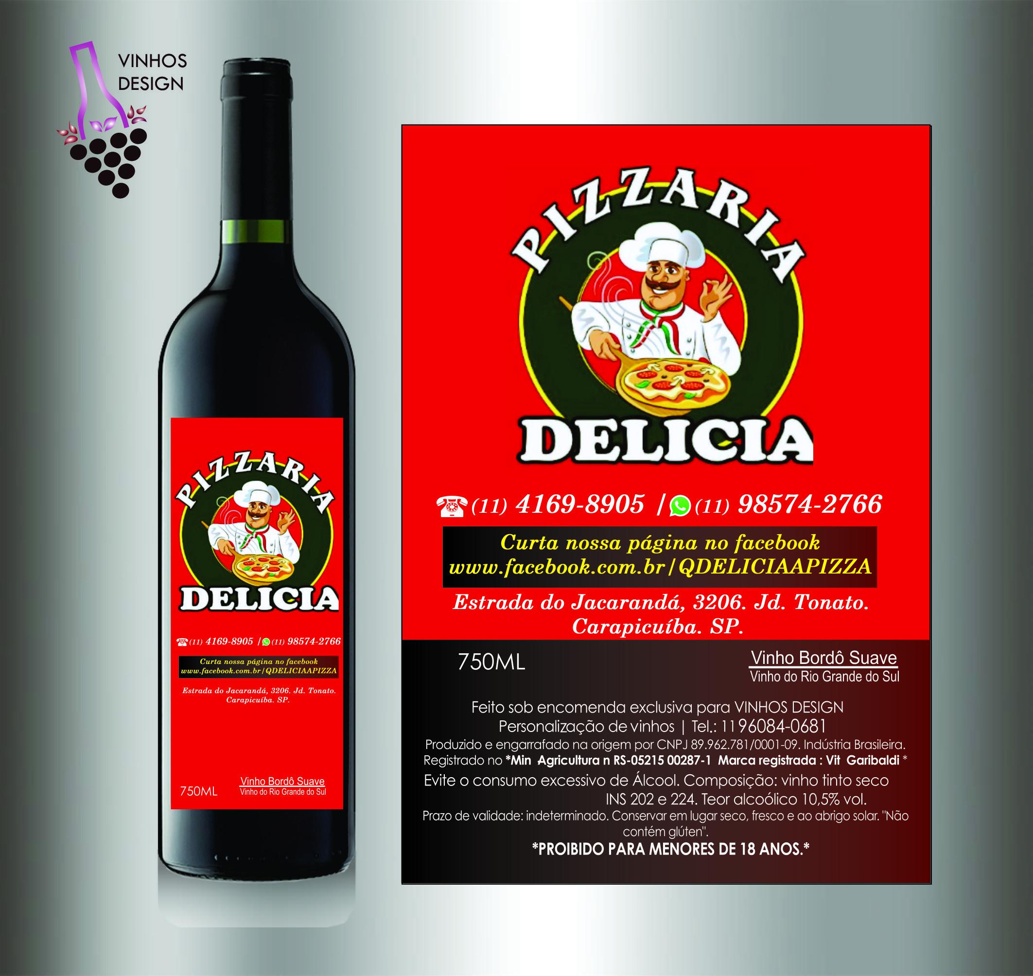Pizzaria Delicia